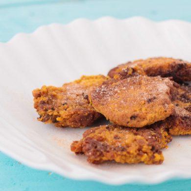 My Ouma se Pampoenkoekies (Granny's Pumpkin Fritters)